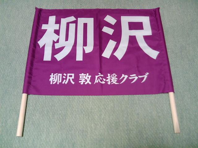 ヤナギ旗〜その後